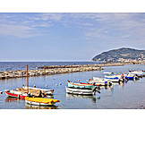 Mediterranean sea, Cervo
