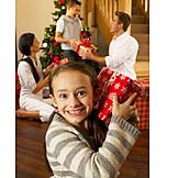 Christmas, Family, Christmas eve, Christmas present
