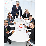 Business, Meeting, Business person, Team meeting