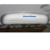 Socce stadium, Alliance arena