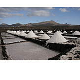 Spain, Salt production, Flor de sal