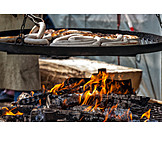 Broiling, Grill, Grilled meat