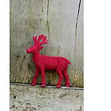 Christmas, Christmas Decoration, Reindeer