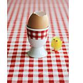 Chicken egg, Easter decoration, Easter breakfast