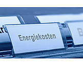 Archive, Energy costs