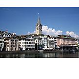 Zurich, St. peter