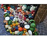 Autumn, Groceries, Vegetable, Bio, Vegetables, Vegetarian