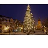 Christmas Tree, Gotha, Christmas