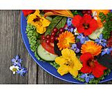 Blossom, Salad plate