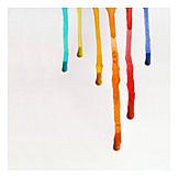 Colour, Watercolour paints, Lost