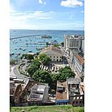 Harbour, Brazil, Salvador da bahia