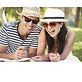 Couple, Fun & happiness, Cheerful