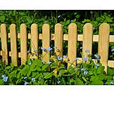 Garden, Garden Fence