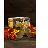 Gift, Still Life, Autumn