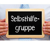 Self, Help, Support group