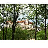 Castle, Castle to burghausen, Burghausen castle