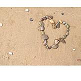 Heart, Pebble, Heart shaped