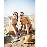 Summer, Beach Holiday, Summer Holidays