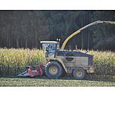 Combine, Harvest