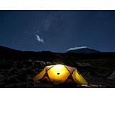 Tent, Outdoor, Camping, Kilimanjaro