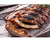 Pork chops, Spare ribs