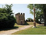 Roman, Köngen, Roman fort