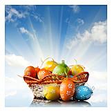 Easter, Easter basket