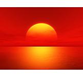 Backgrounds, Sunset