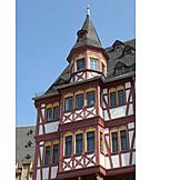Frankfurt, Timbered