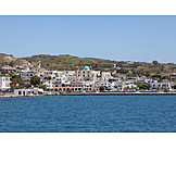 Greece, Mediterran, Leipsoi