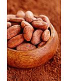 Hot chocolate, Cocoa bean