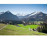 European alps, Bavaria