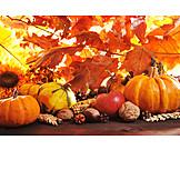 Harvest festival, Harvest time, Autumn decoration
