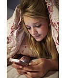 Teenager, Lovesickness, Digital, Problems, Communicate, Smart Phone