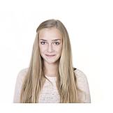 Portrait, Teenager, Mädchen
