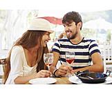 Couple, Entertainment, Restaurant