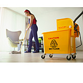 Floor cleaning, Cleaner, Cleaner