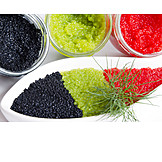 Indulgence & Consumption, Delicacy, Caviar