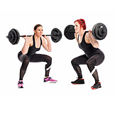 Weightlifting, Barbell, Dumbbell training