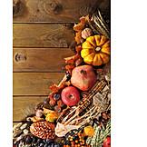 Thanksgiving, Harvest time, Autumn decoration