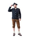 Bavarian, Traditional clothing, Forester, Lederhosen