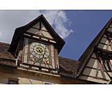 Sundial, Bebenhausen
