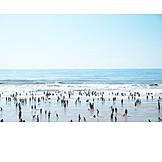 Beach, Atlantic ocean, Beach holiday
