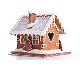 Gingerbread, Gingerbread cookie, Gingerbread house