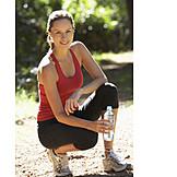 Water bottle, Runner
