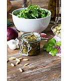 Basil, Pesto sauce, Pesto alla genovese