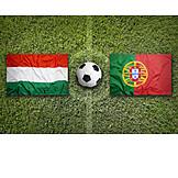 European championship, Portugal, Hungary