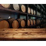 Wine cellar, Winetasting