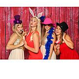 Cladding, Friends, Photo shoot, Theme party