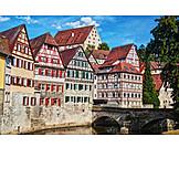 Timbered, Schwäbisch hall